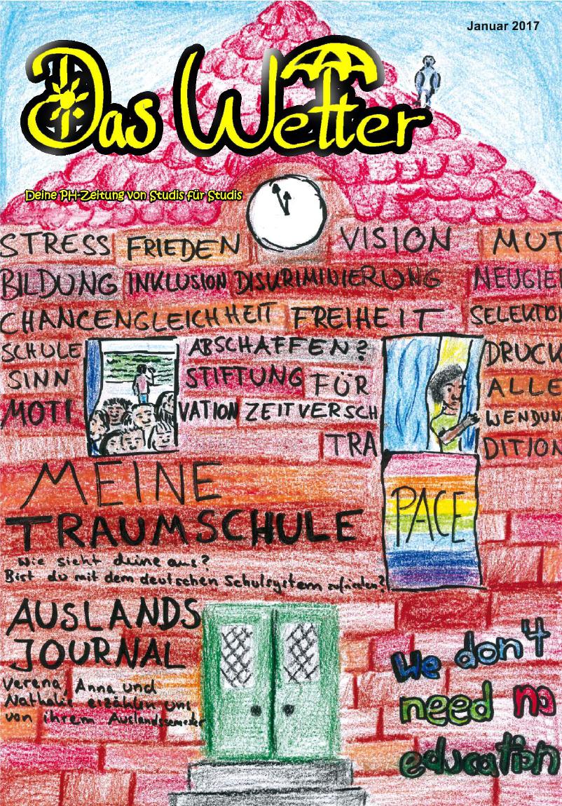 Ausgabe 11 - Das Wetter Januar 2017