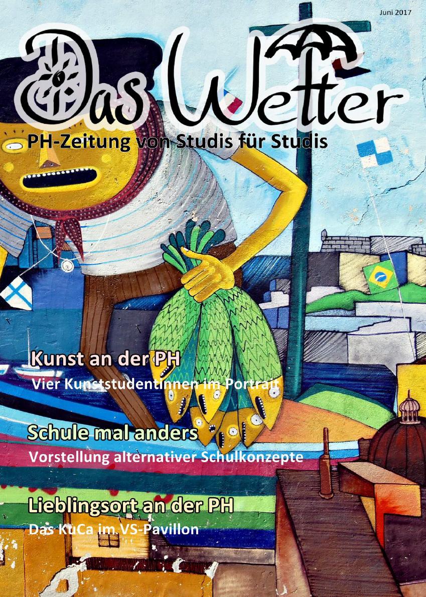 Ausgabe 12 - Das Wetter Juni 2017